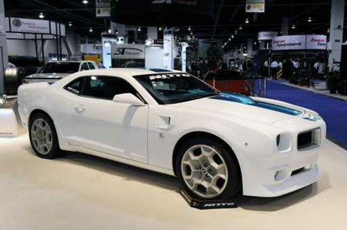rundown of custom camaros at 2009 sema show. Black Bedroom Furniture Sets. Home Design Ideas