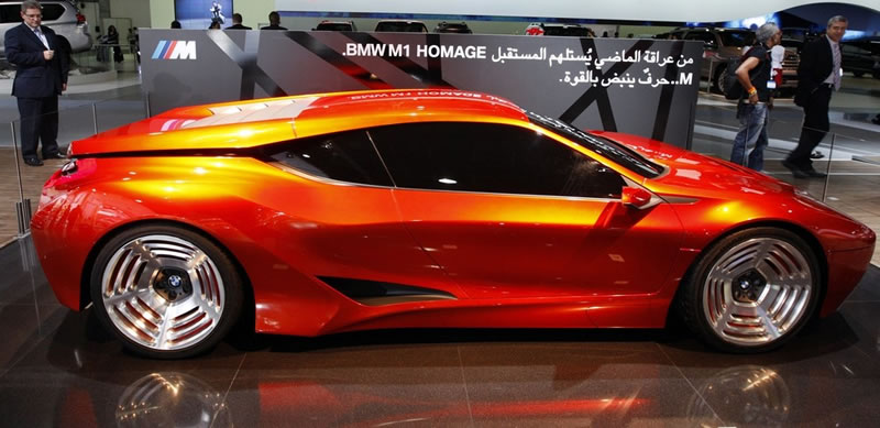 BMW M1 Homage