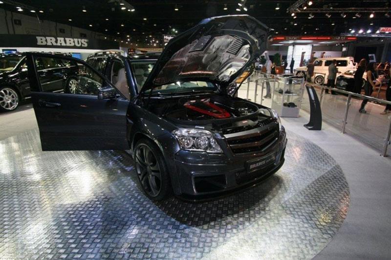Mercedes Benz GLK V12 Brabus