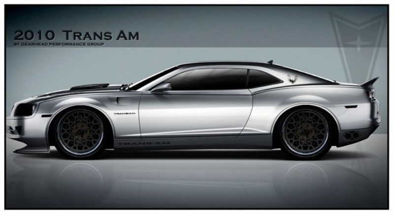 Modern Day Trans Am By Gearhead Street Customs 3