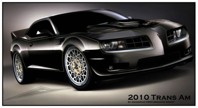 Modern Day Trans Am By Gearhead Street Customs