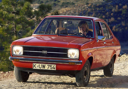 Do You Remember The Ford Escort Mark 2 1