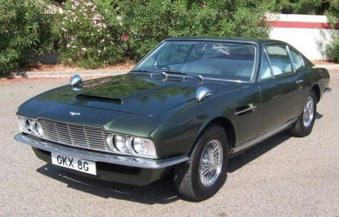 1969_Aston_Martin_DBS_On_Her_Majesty__s_Secret_Service_For_Sale_Front_1