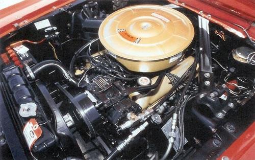 64_Mustang-engine