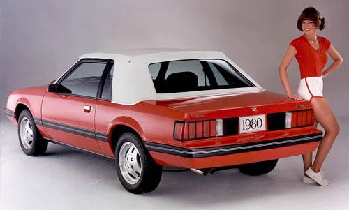 80s-Mustang