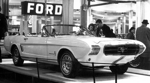 Ford Mustang History - Discover The Pony Car's Origins And More