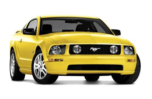 yellow_2005_mustang_gt-500x327
