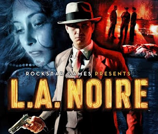 la noire video game cover