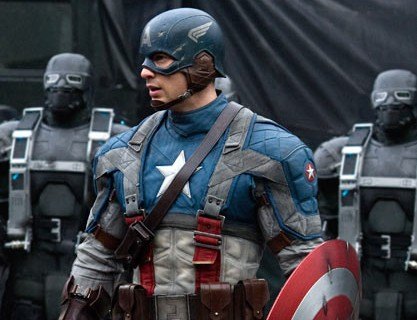 Captain America The First Avenger Trailer Starring Chris Evans