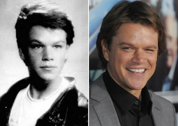 Pictures Of Movie Stars Before They Were Famous 1