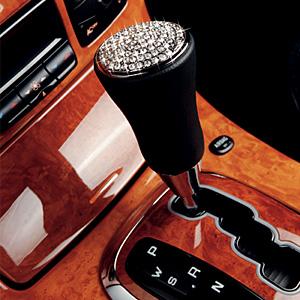 Custom Mercedes Benz Sl600 Covered With Swarovski Crystals