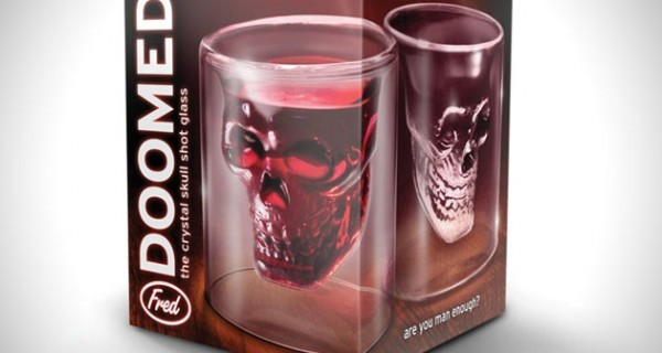 Doomed Crystal Skull Shotglass – COOL OR CRAZY?