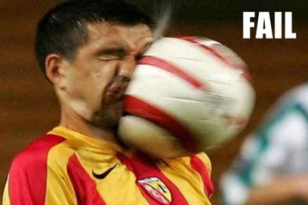 14 pictures of epic sport fails