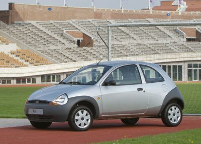 Ford Ka & Top Ten Ugliest Cars Ever Created markmcfarlin.com