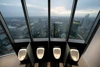 Loo with a view 1