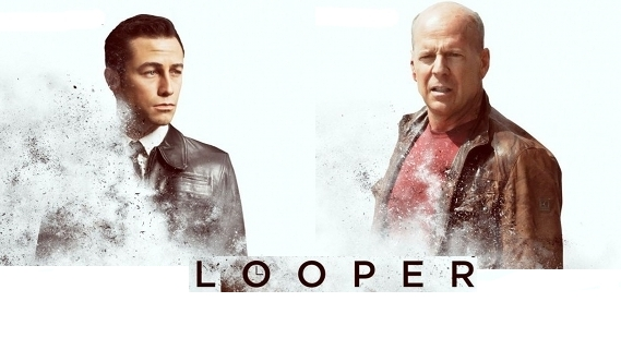 Looper Movie Trailer 2012 Starring Bruce Willis And Emily Blunt