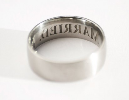 Anti-Cheating Wedding Ring, Would It Stop You?