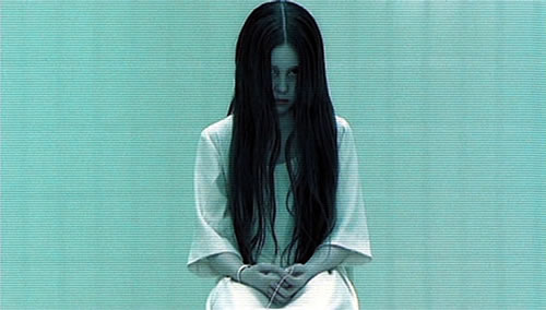 The Evil Girl From The Ring Not So Scary Now