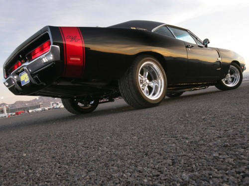 Top Ten Classic Muscle Cars
