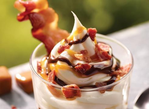 bacon-sundae