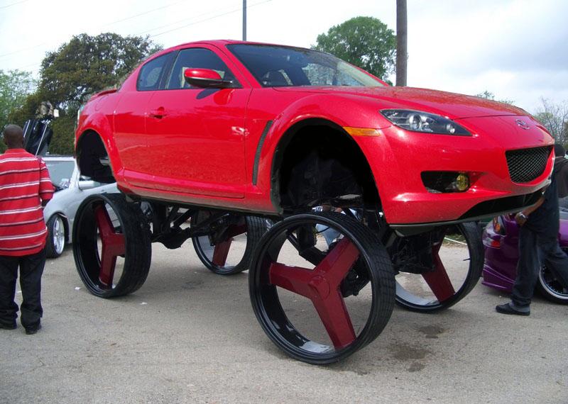 donk car 4