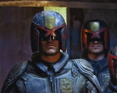 MOVIE TRAILER: Dredd Teaser Starring Karl Urban