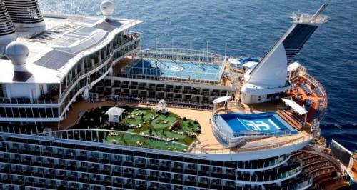 oasis of the seas gallery 5
