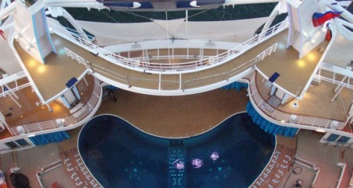 oasis of the seas gallery 6