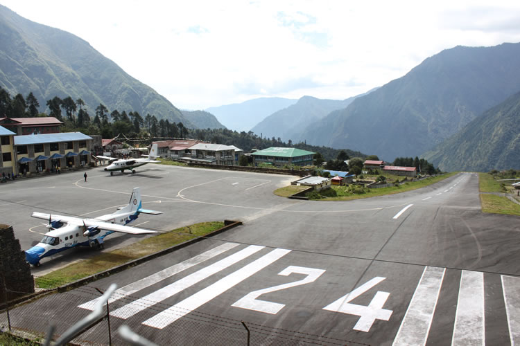 Top Ten Scariest Airport Runways In The World 6