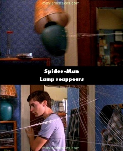 clip from the spiderman movie
