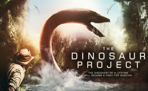 MOVIE TRAILER: The Dinosaur Project Starring Peter Brooke
