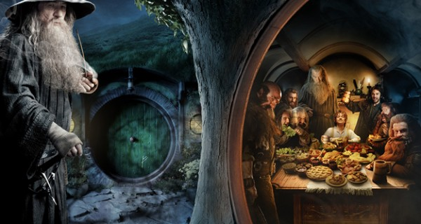 More From Behind The Scenes Of The Hobbit By Peter Jackson