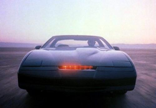 Top Ten Cars From TV Series