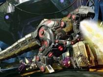 GAME TRAILER: Transformers Fall of Cybertron