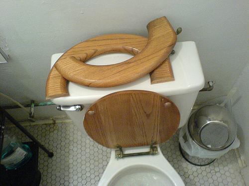 Big Man Toilet Seat