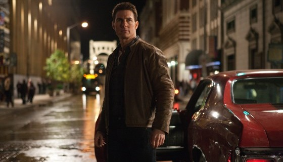 MOVIE TRAILER: Jack Reacher Starring Tom Cruise