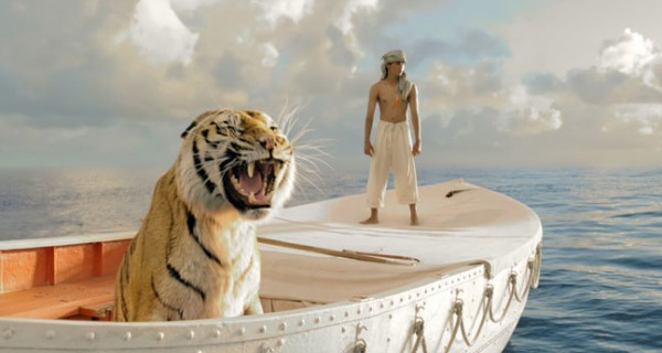 MOVIE TRAILER: Life of Pi Starring Suraj Sharma And Gérard Depardieu