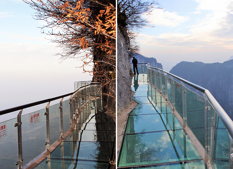 China Mountain Glass Walkway 4