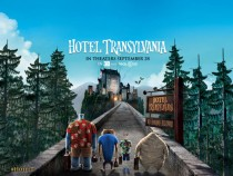 Hotel Transylvania Movie Posters and Trailer