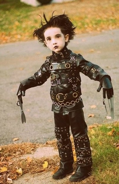 Kids Dressed As Famous Movie Characters