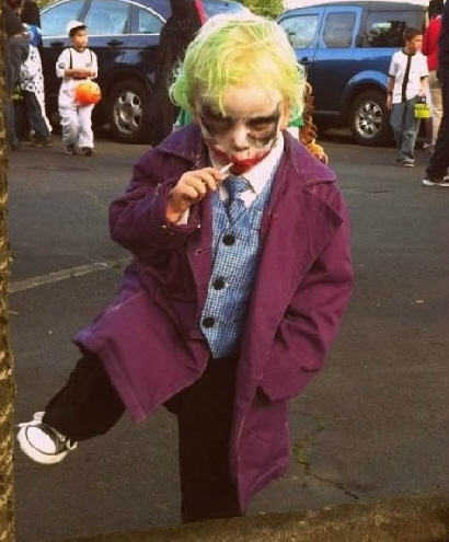 joker kid costume
