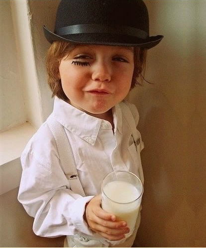 Kids Dressed As Famous Movie Characters 9