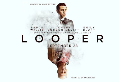 New International Trailer for Looper Starring Bruce Willis