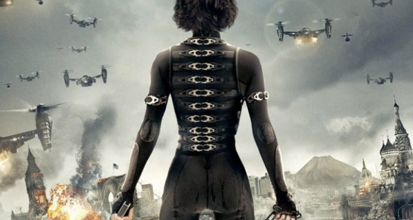 New Resident Evil Retribution Trailer Looks Back At Previous Movies