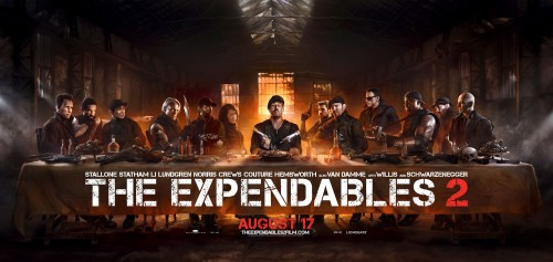 The Expendables 2-poster