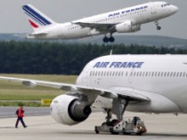 Passengers On Air France Flight Asked To Pitch In For Extra Fuel