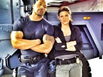 First Picture Of Dwayne Johnson From The Set Of Fast &amp; Furious 6