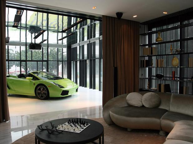 luxury garage 3 image