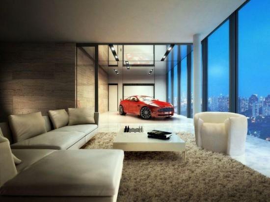 luxury garage 5 image