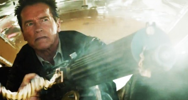 MOVIE TRAILER: The Last Stand Starring Arnold Schwarzenegger